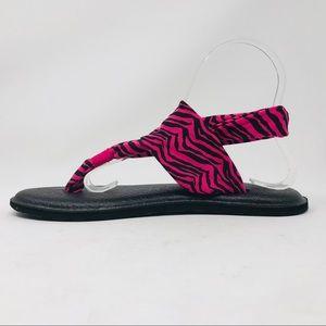 70e534016 3. Sanuk. Sanuk Girls Yoga Sling Flip Flop Sandals